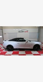 2017 Chevrolet Camaro SS Convertible for sale 101128444