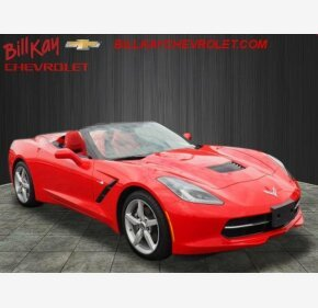 2014 Chevrolet Corvette Convertible for sale 101128477