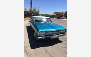 1965 Chevrolet Malibu Sedan for sale 101128579