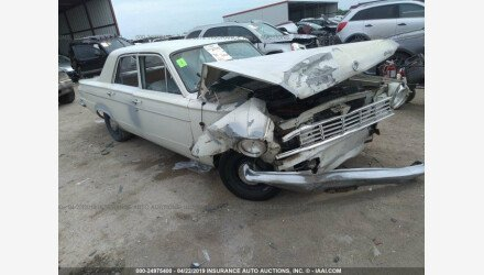 1965 Dodge Dart for sale 101128602