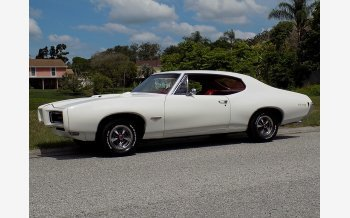 1968 Pontiac GTO for sale 101128665