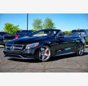 2017 Mercedes-Benz S63 AMG 4MATIC Cabriolet for sale 101128725