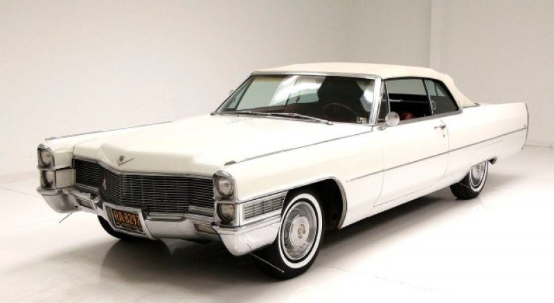 Stupendous 1965 Cadillac De Ville Classics For Sale Classics On Autotrader Wiring Digital Resources Antuskbiperorg