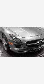 2012 Mercedes-Benz SLS AMG Roadster for sale 101128738