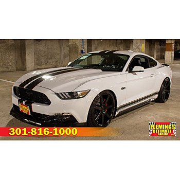 2016 Ford Mustang GT Coupe for sale 101128847