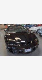 2001 Pontiac Firebird Trans Am Convertible for sale 101128879