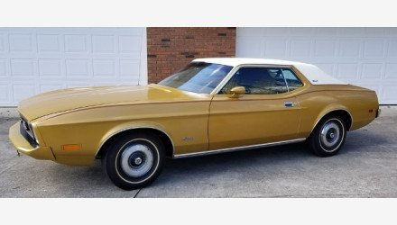 1973 Ford Mustang Coupe for sale 101128945