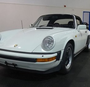 1983 Porsche 911 SC Cabriolet for sale 101128954