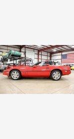 1990 Chevrolet Corvette Convertible for sale 101129307