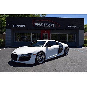 2010 Audi R8 5.2 Coupe for sale 101129356