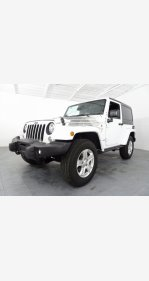 2017 Jeep Wrangler 4WD Sahara for sale 101129369