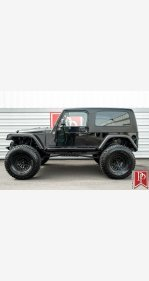 2005 Jeep Wrangler 4WD Unlimited for sale 101129447