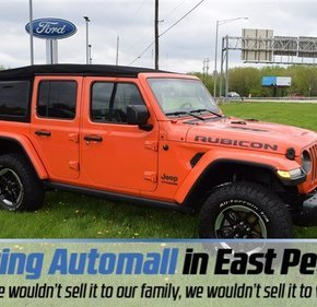 2018 Jeep Wrangler 4WD Unlimited Rubicon for sale 101129451