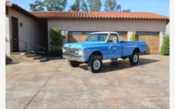 1969 Chevrolet C/K Truck 4x4 Regular Cab 1500 for sale 101129610