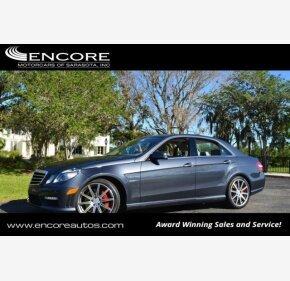 2012 Mercedes-Benz E63 AMG Sedan for sale 101129626