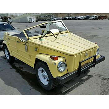 1973 Volkswagen Thing for sale 101129742