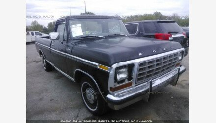 1978 Ford F150 for sale 101129809