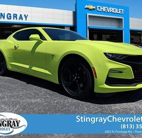 2019 Chevrolet Camaro SS Coupe for sale 101130031