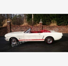 1965 Ford Mustang for sale 101130050