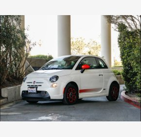 2016 FIAT 500 e Hatchback for sale 101130123