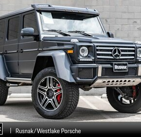 2017 Mercedes-Benz G550 Squared for sale 101130140