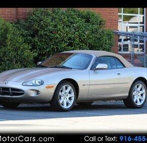 2000 Jaguar XK8 Convertible for sale 101130156