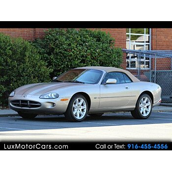 2000 Jaguar XK8 Convertible for sale 101130156