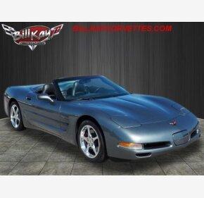 2004 Chevrolet Corvette Convertible for sale 101130157