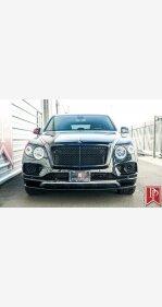 2018 Bentley Bentayga for sale 101130174