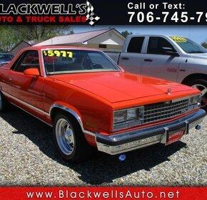 1986 GMC Caballero for sale 101130180