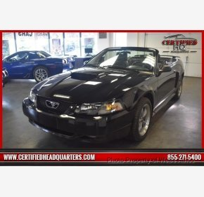 2001 Ford Mustang GT Convertible for sale 101130197