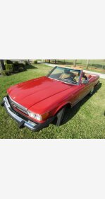 1986 Mercedes-Benz 560SL for sale 101130247