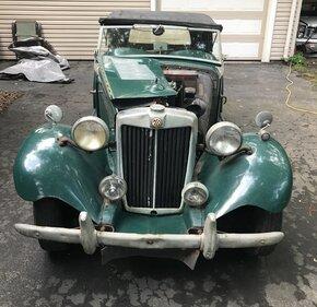 1953 MG TD MK II for sale 101130268