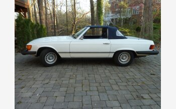 1979 Mercedes-Benz 450SL for sale 101130279
