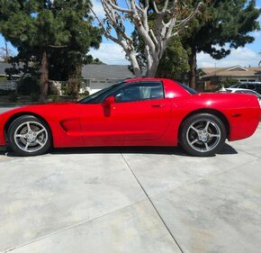 2000 Chevrolet Corvette Coupe for sale 101130318