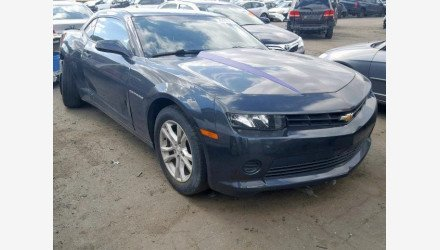 2015 Chevrolet Camaro LS Coupe for sale 101130475