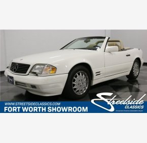1996 Mercedes-Benz SL500 for sale 101130770