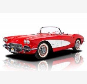 1961 Chevrolet Corvette for sale 101130784
