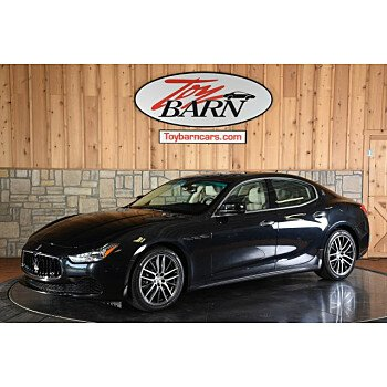 2015 Maserati Ghibli S Q4 for sale 101130812