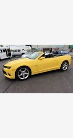 2015 Chevrolet Camaro SS Convertible for sale 101130822