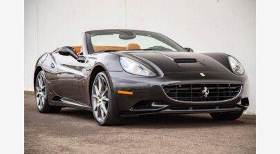 2011 Ferrari California for sale 101130898