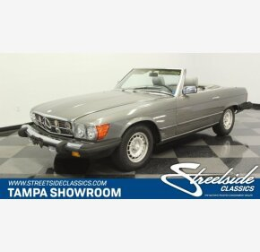 1984 Mercedes-Benz 380SL for sale 101130961