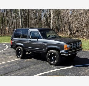 1990 Ford Bronco II 4WD for sale 101131046