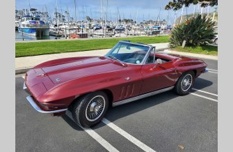1966 Chevrolet Corvette for sale 101131275