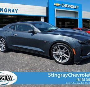 2019 Chevrolet Camaro LT Coupe for sale 101131666
