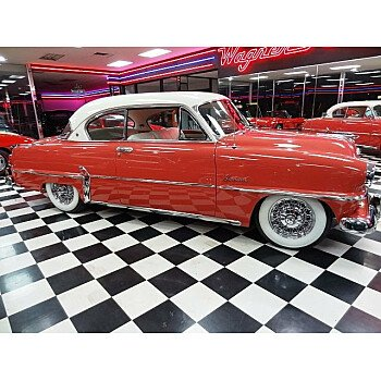 1954 Plymouth Belvedere for sale 101131676