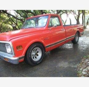 1971 Chevrolet C/K Truck for sale 101131712