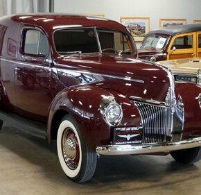 1941 Ford Sedan Delivery for sale 101131725