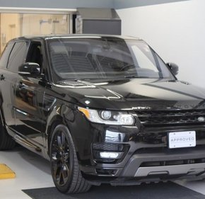 2016 Land Rover Range Rover Sport Autobiography for sale 101131767