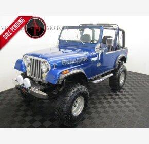 1978 Jeep CJ-7 for sale 101131781